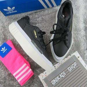 Adidas Hypersleek Platform Sneakers